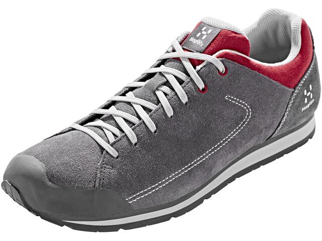 Haglöfs Roc Lite Shoes Men Magnetite/Rubin
